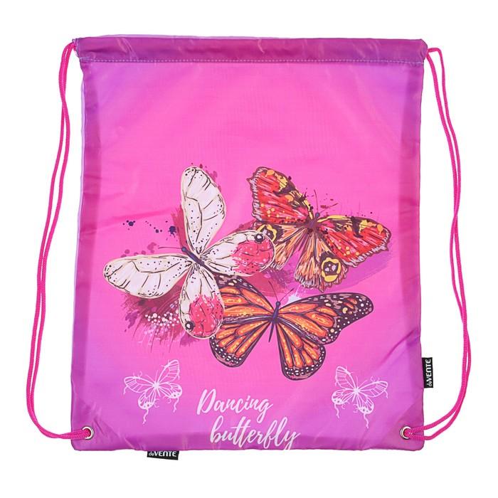 Мешок для обуви 400 х 350 deVENTE Butterfly