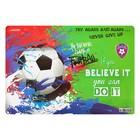 Накладка на стол, дизайн, 430 х 290, deVENTE, для мальчика, Football