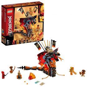Конструктор Lego «Огненный кинжал», 463 детали