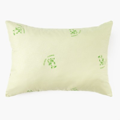 Pillow Save and I BAMBOO 50*70 cm case teak,p/e