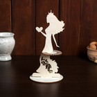 """Napkin holder """"Lady with heart"""", 26×12×0.3 cm"""