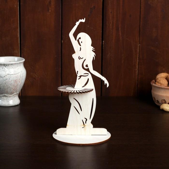 Салфетница «Танцовщица», 25×12×0,3 см
