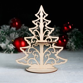 "Napkin holder ""Christmas Tree"", is 24.5×20×0.3 cm"