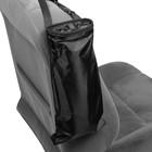 Мешок для мусора с креплением на спинку сиденья