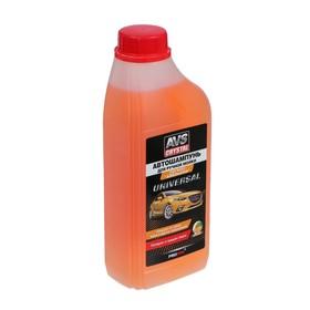 Автошампунь AVS Универсальный, апельсин, 1 л, AVK-704