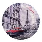 """Plate """"Paris"""" 18 cm"""