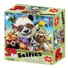 """3D Puzzle 100 items """"Beach selfie"""""""