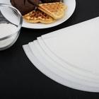 Пергамент силиконизированный для круглых форм d=36 см Gurmanoff