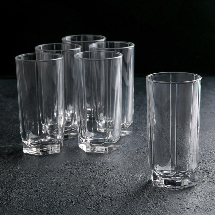 Набор стаканов 280 мл, 6 шт
