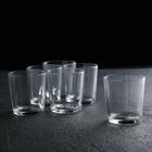 "Набор стаканов 250 мл ""Ода"", 6 шт"