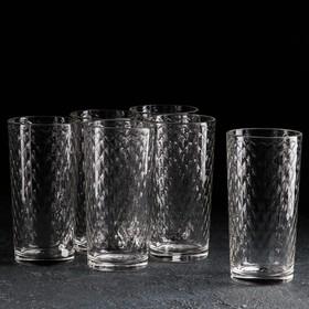 Набор стаканов «Кристалл», 230 мл, 6 шт