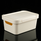 Ящик с крышкой универсальный 4,6 л Luxe, цвет МИКС - фото 141615560