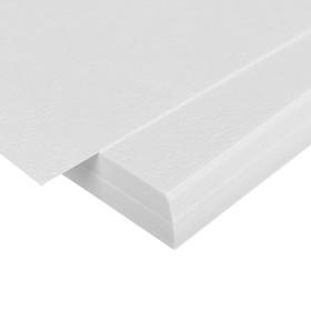 Бумага для рисования А4, 50 листов с тиснением «Кожа», 200 г/м²