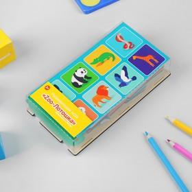 Развивающая игра «Zoo-Лотошка»