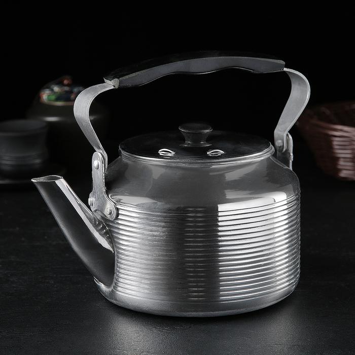 Чайник полированный 1,7 л