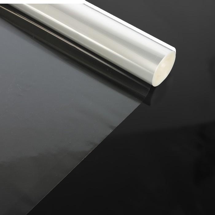 Пленка для цветов прозрачная 0,5 х 10,4 м, 400 г, 40 мкм