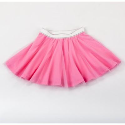 Юбка для девочки, цвет розовый, рост 98 см