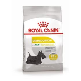 Сухой корм RC Mini Dermacomfort для собак с чувствительной кожей, 3 кг