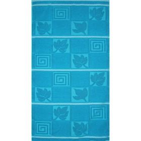 Полотенце махровое Privilea «Модерн», 70х140 см, бирюзовый