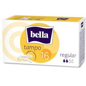 Тампоны Bella Premium Comfort Regular Easy Twist, 16 шт.
