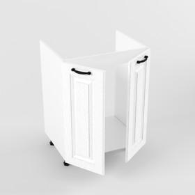 Шкаф под мойку М600 Вегас, 473х600х822, Белый