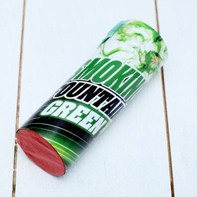 Цветной дым зелёный, заряд 1,75 дюйма, МАКСИ, очень высокая интенсивность, 30 сек, 11,5 см Ош