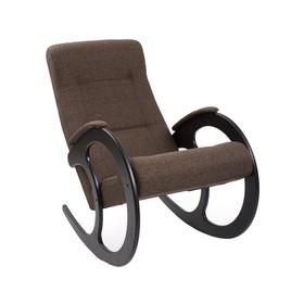 Кресло-качалка М3, Венге/ткань Malta 15 A