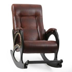 Кресло-качалка М44, Венге/Antik crocodile