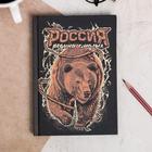 Ежедневник «Россия. Родина смелых», 80 листов