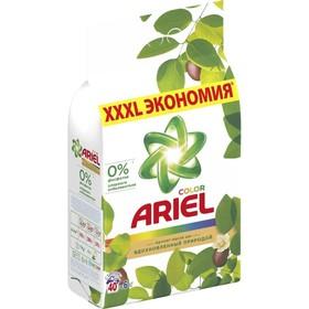 """Стиральный порошок Ariel автомат """"Масло Ши"""", 6 кг"""