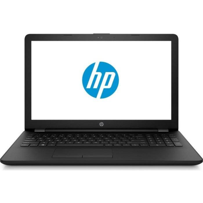 "Ноутбук HP15-bs010ur 15.6""1366x768/Pent N3710(1.6Ghz)/4Gb/500Gb/noDVD/Rad 520 2GB/DOS/черный"