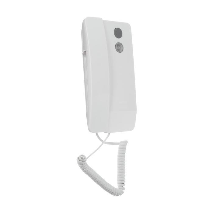 Аудиотрубка для домофона Rexant 45-0346, светодиодный индикатор