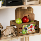 Ящик для хранения «Овощи», 300 × 150 × 200 мм