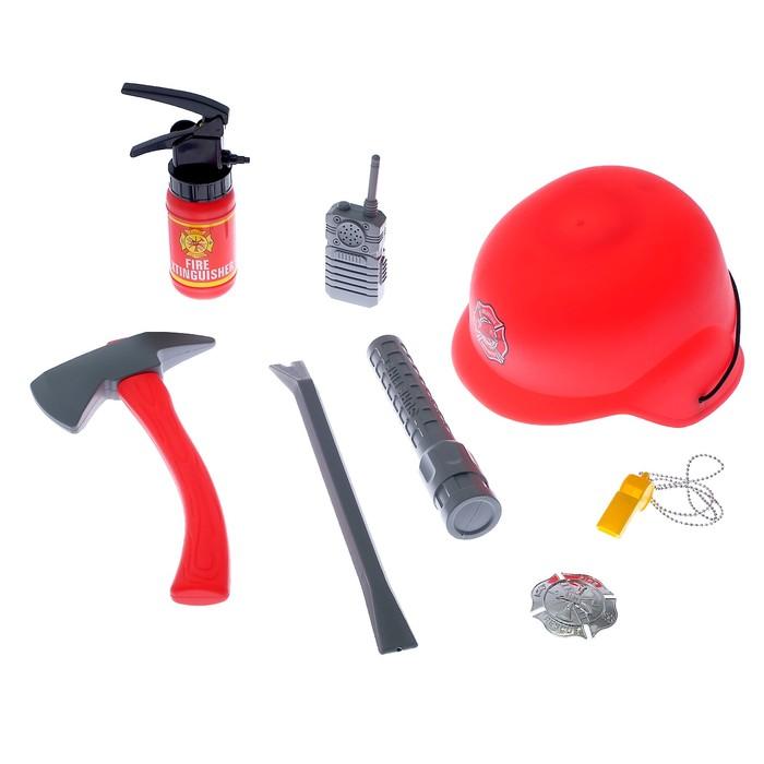 Набор пожарного «Укротитель огня»