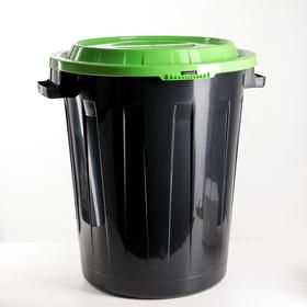 Бак 90 л, цвет ярко-зелёный
