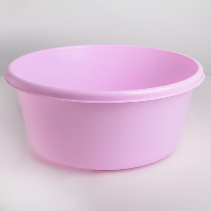 Таз пищевой 8 л, цвет МИКС