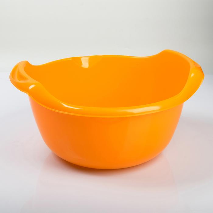 Таз пищевой, 15л, цвет МИКС