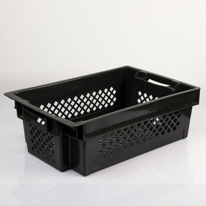 Ящик плодово-овощной 60×34,8×20 см, 2 сорт