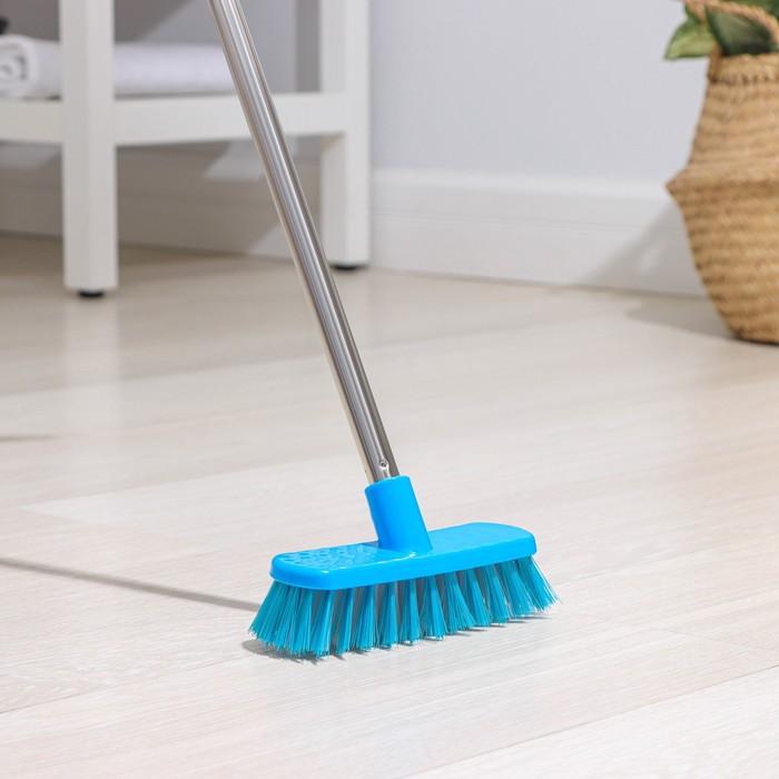 Floor brush 68×15×5 cm, MIX color