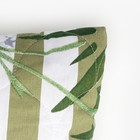 Подушка «Бамбук», 40х60 см, цвет МИКС, поплин - фото 105559395