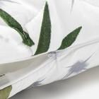 Подушка «Бамбук», 40х60 см, цвет МИКС, поплин - фото 105559396