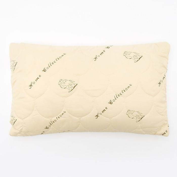 Подушка «Верблюжья шерсть», 40х60 см, цвет МИКС, полиэстер