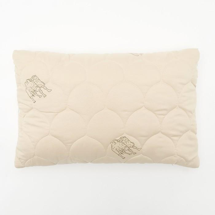 Подушка «Верблюжья шерсть», 40х60 см, цвет МИКС, микрофибра
