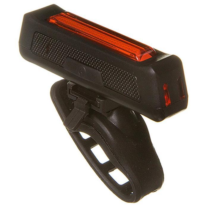 Фонарь велосипедный задний STG TL5407, аккумулятор 3.7V 550mAh