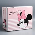 """Складная коробка """"Minnie"""", Минни Маус, 30,5 х 24,5 х 16,5 - фото 308276007"""