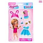 Магнитная игра «Кукла Люся»