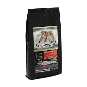 Сухой корм PRIMORDIAL для кошек, беззерновой, утка/индейка, 6 кг