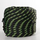 """Верёвка 40 прядная """"Высота 12"""", ПА статика, d=12 мм, 50 м, цвет чёрный"""