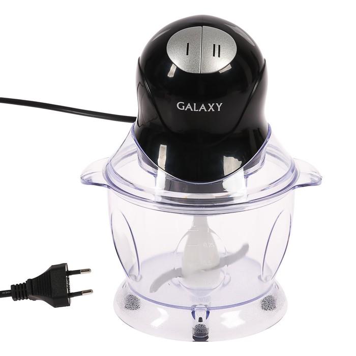 Измельчитель Galaxy GL 2351, 400 Вт, стеклянная чаша 1 л