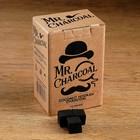 Charcoal Mr. Charcoal, coconut (72 cube, 25x25x25 mm)